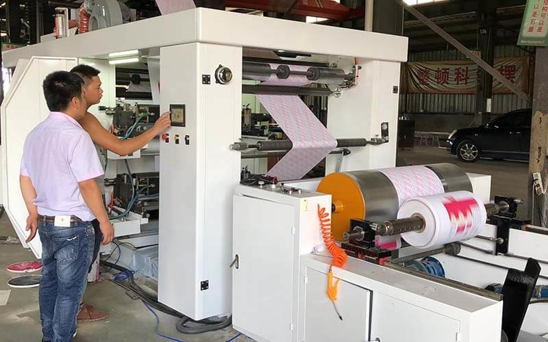 sản xuất túi vải